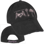 Sugarland Incredible Machine Logo Baseball Hat
