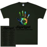 Sugarland Handprint Tour T-Shirt