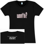 Sugarland Want To Ladies T-Shirt