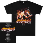 Sugarland Live Guitar Tour T-Shirt