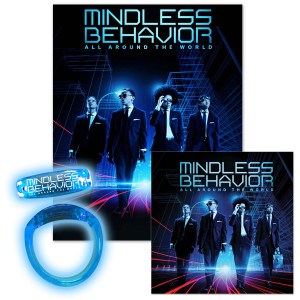 Mindless Behavior - All Around The World Standard Bundle