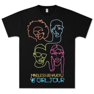 Mindless Behavior Neon Lights T-Shirt