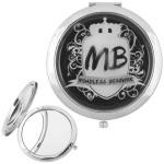 Mindless Behavior MB Logo Mirror Compact