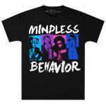 Mindless Behavior Blocks Photo T-Shirt