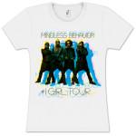 Mindless Behavior Shadow Group Girlie T-Shirt