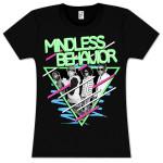 Mindless Behavior Scribble Girlie T-Shirt