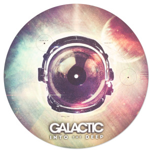 Galactic Into The Deep Slipmat