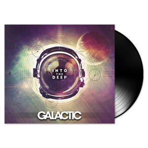 Galactic – Into The Deep LP
