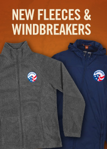 Fleeces and Windbreakers