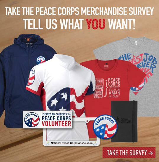 Take the NPCA Mechandise Survey
