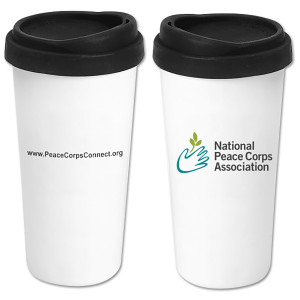 NPCA 14oz Ceramic Double-Wall Mug