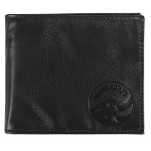 Peace Corps - Men's Black Bifold Wallet