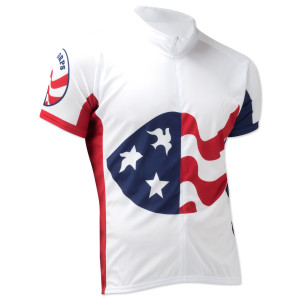 Peace Corps Cycling Jersey