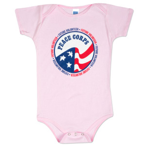 Peace Corps Future Volunteer S/S Romper