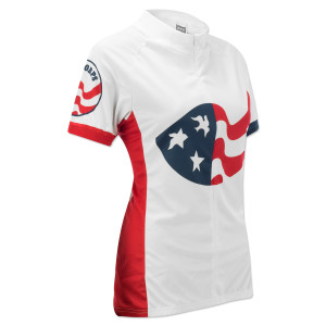 Peace Corps Ladies' Cycling Jersey