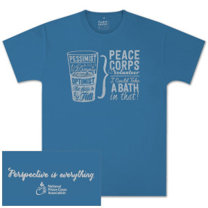 Peace Corps Glass Bath T-shirt
