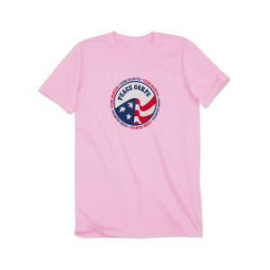 Peace Corps Future Volunteer Youth T-Shirt - Pink