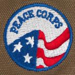 Peace Corps Organic Messenger Bag