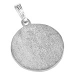 Peace Corps Sterling Silver Pendant