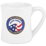 Peace Corps Returned 15oz Diner Mug