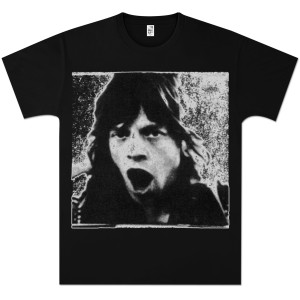 Mick Jagger Exile T-Shirt