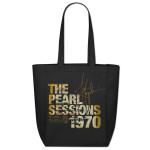 Janis Joplin Recordings Tote Bag