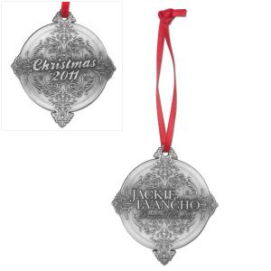 Jackie Evancho 2011 Christmas Ornament