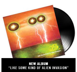 Like Some Kind of Alien Invasion