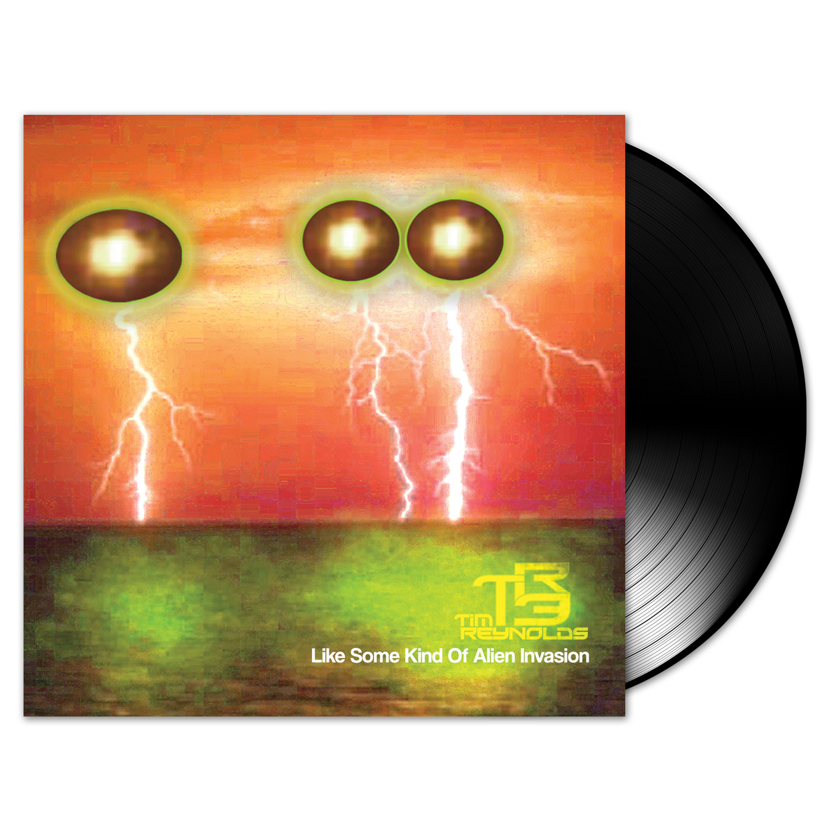 TR3 feat. Tim Reynolds 'Like Some Kind of Alien Invasion' Vinyl