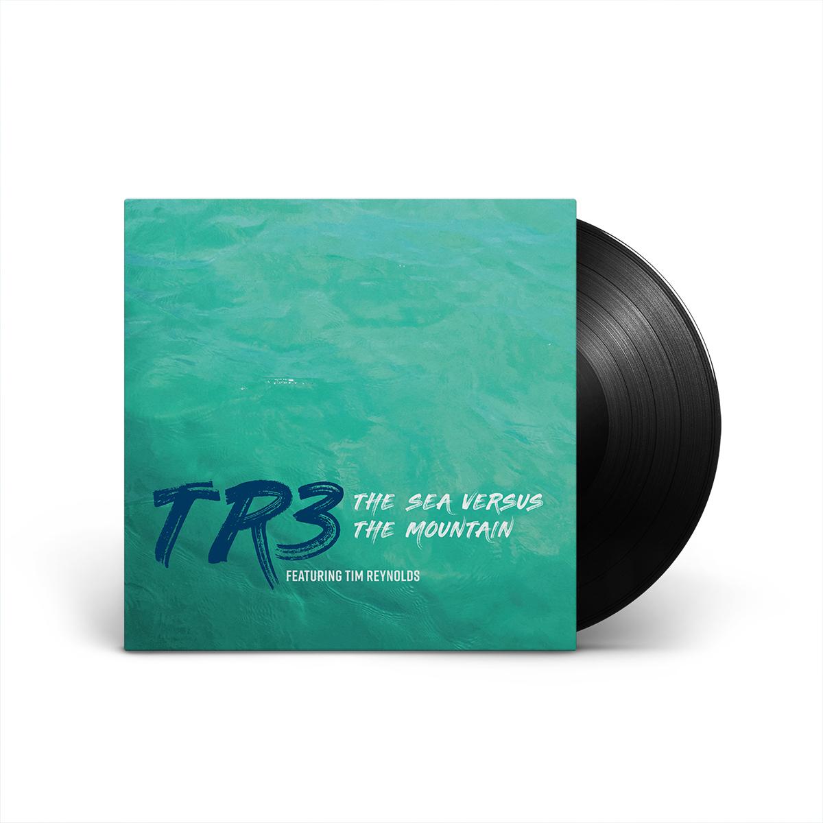 The Sea Versus the Mountain LP