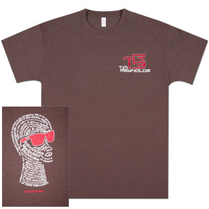 TR3 Filipo Short Sleeve T-Shirt - Espresso Brown