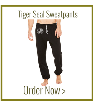 Tiger Seal Sweatpants
