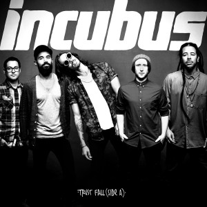 Incubus - Trust Fall (Side A) EP Digital Download