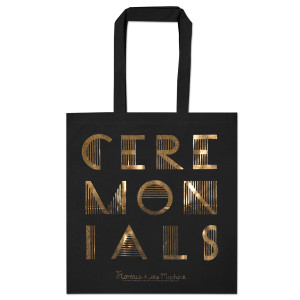 Florence and The Machine Ceremonials Foil Tote Bag
