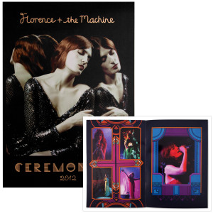 Florence and The Machine Tour Program