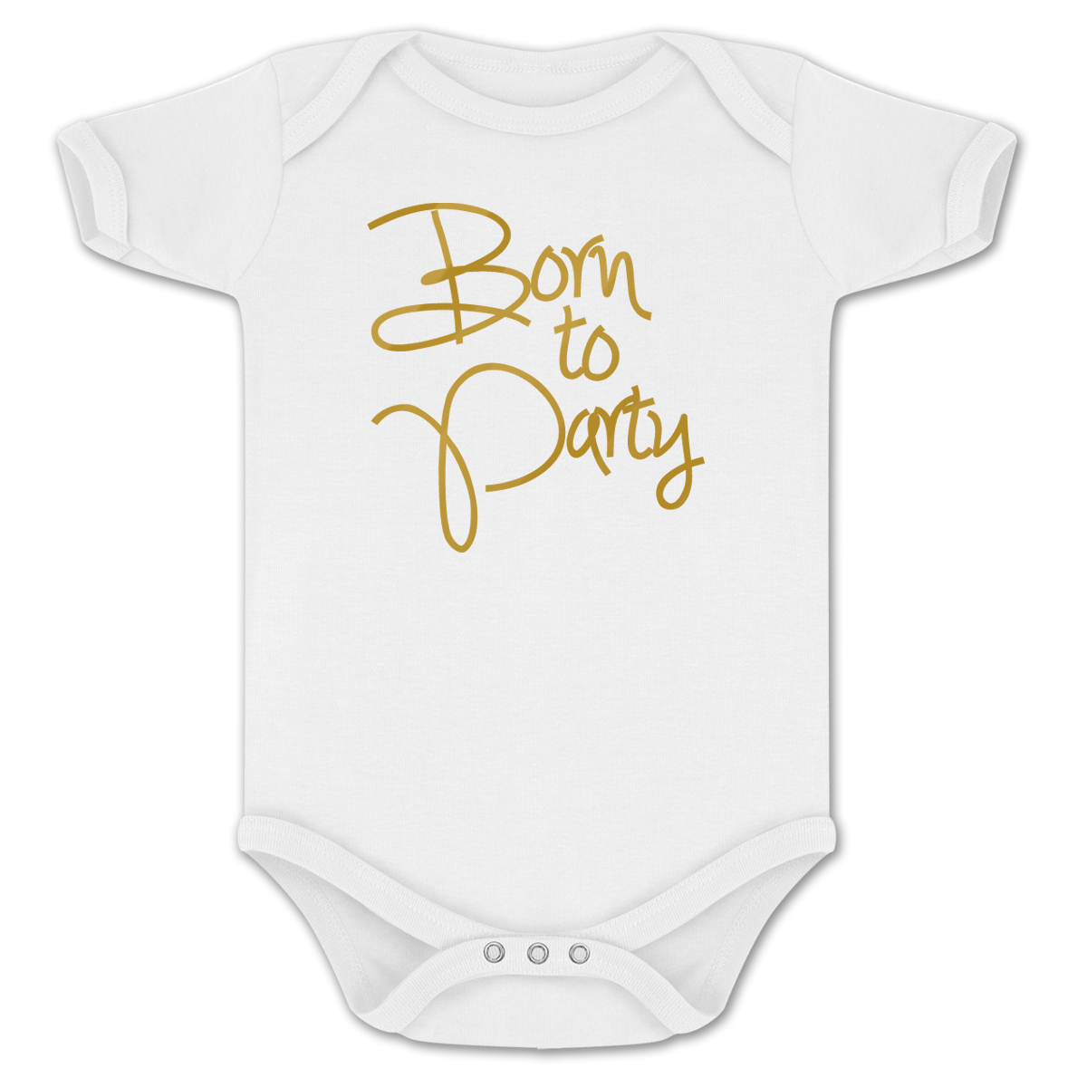 Born To Party Onesie