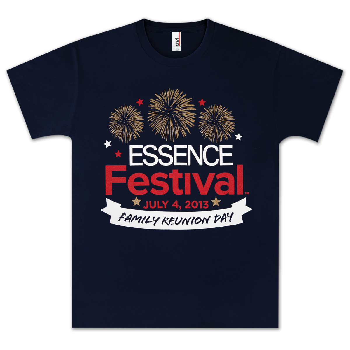 Essence Music Festival Family Reunion Unisex T-Shirt