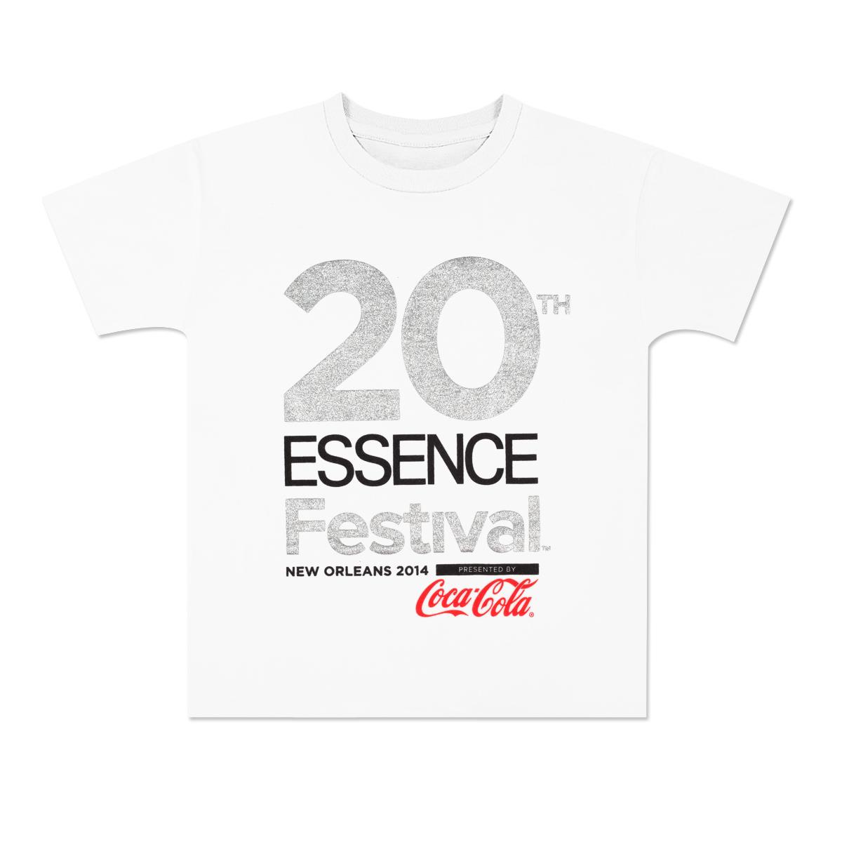 Essence Kid's 2014 Festival Logo Tee
