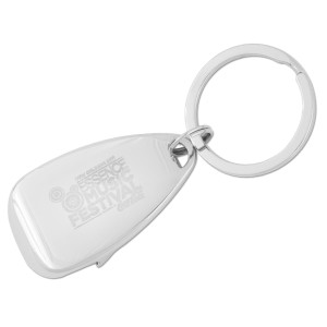 Essence Music Festival Engraved Keychain