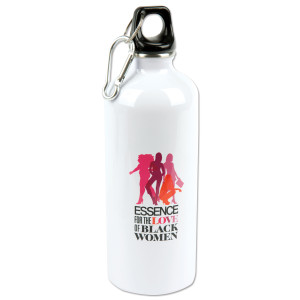 For The Love of Black Women Water Bottle