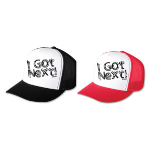 """I Got Next"" Trucker Cap"