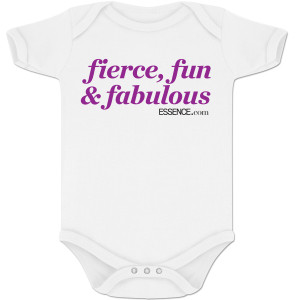 Essence Music Festival Fierce, Fun & Fabulous Onesie