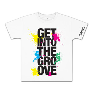 "Youth ""Get Into The Groove"" Tee"