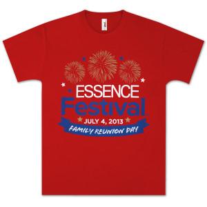 Essence Music Festival Family Reunion Dat Unisex T-Shirt