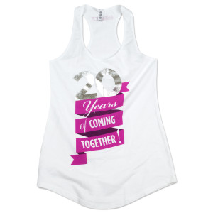 Essence 20 Years of Coming Together Tank