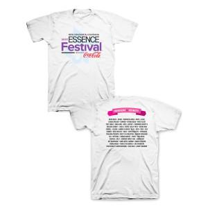 Men's 2015 Festival Logo Tee