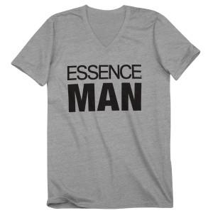 """Men's """"Essence Man"""" V-neck"""