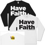 EMF Men's Have Faith Long Sleeve Tee