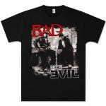 Bad Meets Evil Dissolve T-Shirt