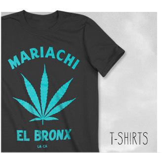 Mariachi El Bronx T-Shirts